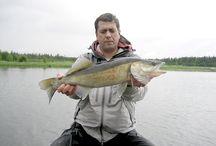 Рыбалка 2014 / Спиннинговая рыбалка в Санкт-Петербурге в 2014 году
