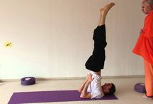 Yoga / Positions, exercices et astuces