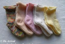 Hand knits / Baby & toddler hand knits.