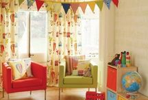 vintage playroom and bedroom inspiration