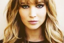 Jennifer Lawrence / So so so so pretty!! / by Madison