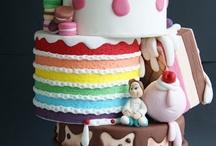 Tartas para niños / Kids Cakes / by Montse González Orviz
