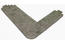 Building Materials / Our range of builders sheets ideal for customising our kits.