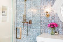 Small Spaces: Bath Design / Small Space Bathroom Design