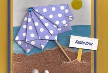 Cards - Beach