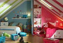 Little man's bedroom.