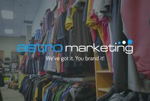Astro Marketing Showroom / If you aren't able to visit us in person, then check out some pins of our amazing showroom!