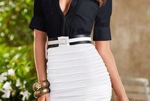 Black & White - Looks I Love
