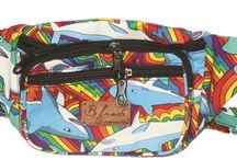Fanny Packs / The current line of B Fresh fanny packs
