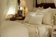 Bedroom & Bedding Ideas / by Cindy Dunn
