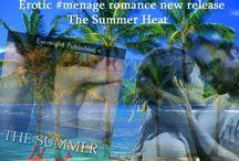 My menage erotic romance / Romance, love stories, menage romance MFM