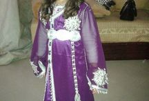 kids maroc dress
