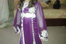 kids maroc dress