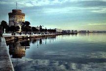 Extraordinary view of Thessaloniki