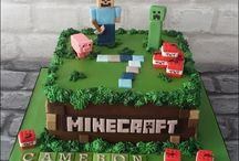 Game Cakes and Parties