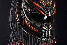 Motosiklet kaskları