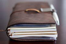 Traveler's notebook ...