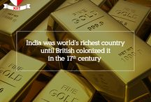 India, a country with rich history