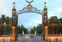 PAISAJES DE MENDOZA / Mendoza tiene lugares hermosos para conocer y recorrer