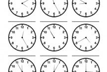 Nelka učíme sa hodiny