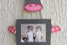 porta retratos