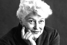 Charlotte Zolotow (1915-2013): Doyenne of Children's Literature, and... my mama / She wrote hundreds of stories, more than 90 of which were published and two of which won Caldecotts. She edited hundreds more, in her tenure at Harper Brothers, later Harper & Row, now HarperCollins, where she eventually had her own imprint and became a vice-president. And, she was  my mother. And... we had more fun together in her late-life years than at any other point in our respective crisscrossed and connected lives. I miss her.