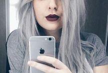 cabelos coloridos ❤