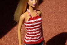 Barbie en popklere / Hoe Oumas kleindogters bederf!