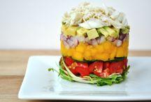 Salad Ideas / by Cilla AngelesJohnson