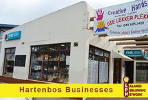 Hartenbos Businesses / Lalakoi Publishing is an affordable internet marketing solution for the Garden Route. Find here a number of businesses in Hartenbos that advertise through Lalakoi. For more information please visit our website: www.lalakoidirectory.com