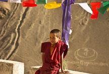 """Ladakh, India / Insight Travels leads yearly tours to Ladakh, particularly to see the annual festival at Thiksey Monastery.  This area is typically considered """"more Tibetan than Tibet,"""" and is rich in culture, spirituality, and natural beauty."""