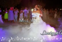 Dancing on Clouds | Spectacular Dry Ice Wedding Effect / The only effect which is like no other. Transform your 1st dance into a heavenly romantic moment by dancing into a bright, dense white cloud made of dry ice. Visit http://www.mikevekris.gr to find out more