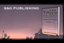 You CAN write 50,000 words in 30 Days! / You CAN write 50,000 words in 30 Days takes us behind the scenes of one author's journey through National novel writing month (also known as NaNoWriMo)