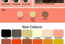 My color pallette