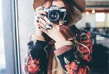 Camera and Prints inspiration