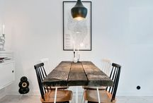 Table&Chairs ideas