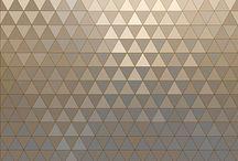 Motifs géométriques / Tendance. Inspiration