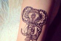 Elefantentattoos