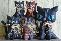 Ginny Simpson Cloth Doll Patterns