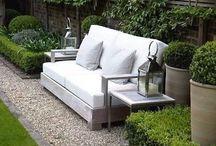 Garden party seating
