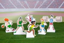 Olympics / by Tash Casey