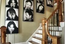 Escalera decorar