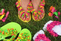 Flip Flops / by Cheryl Page