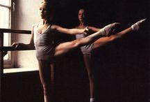 Балетная школа / повседневная жизнь танцоров
