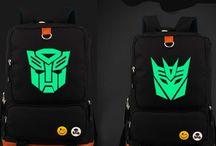 plecak transformers