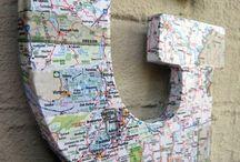 DIY map