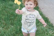 GIRL TSHIRTS / Shirts for baby girls, kids fashion