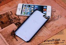 Cococ Case Fundas Para For Apple iPhone 5 5s X Gap Pattern Transparent Plasti