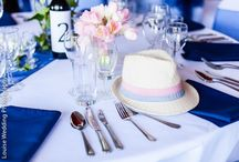 Wedding table decor ideas / Gorgeous ideas from recent weddings. Photography by London wedding photographer.