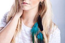 Jewelry/Hair pieces / by Jessica Mercier-Yard